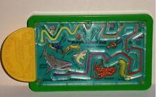 Rare Liz Down Under Magic School Bus Game Maze Toy Ocean Maze Game with Ball