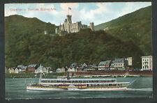 Capellen u. Schloss Stolzenfels