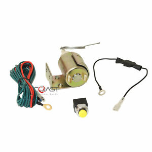 Directed Install Essential Electric Power Trunk/Hatchback Release Solenoid 522T