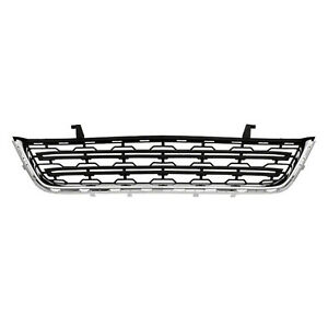 Front Lower Bumper Cover Grille Plastic For 13-17 Chevrolet Traverse 104-02440A