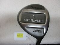 """//Nicklaus """"The Bear"""" Linear Dynamics #1 Driver - Right Hand - Men's - #639"""