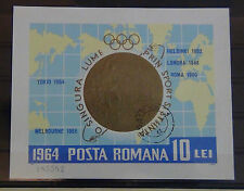 Olympics Used Postage European Stamps