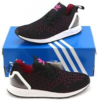 Adidas Originals ZX Flux ADV Asymmetrical Primeknit Unisex Trainers Sneakers