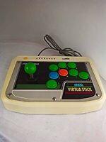 Virtua Stick HSS-0136 White Sega Saturn Controller only