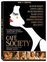 Cafe Society [DVD + Digital]