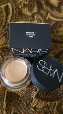 NARS Soft Matte Concealer Medium 1  CUSTARD  1280   0.21 oz /  6.2g NEW with box