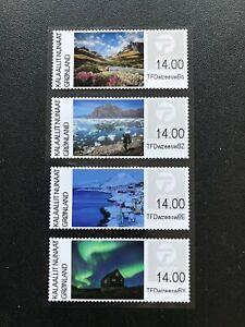 Grönland, ATM Jahreszeiten, postfrisch selbstklebend 2019