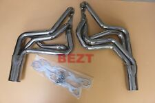 Exhaust Header Manifold For 70-87 Small Block Chevy GM A/F/G-Body Street Stock