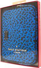 Paul's Boutique Emilia Tiger Blue ipad case 2, 3, 4 Air & Air 2 & Universal size
