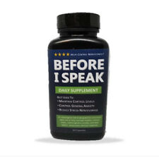 Before I Speak - DAILY - Helps Control Nervousness & Social Anxiety