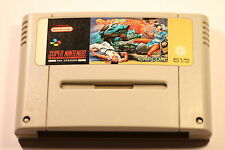 STREET FIGHTER II (2)  SNES/Super Nintendo Entertainment System PAL (GAME ONLY )