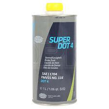 Pentosin Super DOT 4 Brake Fluid - 1 Litre 1L
