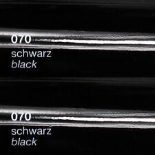 ORACAL 751C Plotterfolie Autofolie Gegossene Folie 1m X 0,63 Schwarz Glänzend