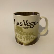 Starbucks Global Icon Collector Las Vegas Mug 16oz NEW