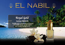 El-Nabil Musc Luxury Atar Oil Perfume Roller Free From Alcohol