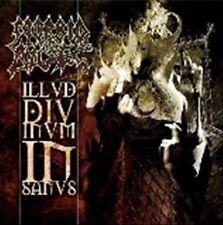 Illud Divinum Insanus MORBID ANGEL CD ( FREE SHIPPING)
