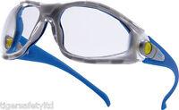 Delta Plus Venitex Pacaya Clear Protective Cycling Sunglasses Eyewear Glasses