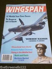WINGSPAN # 87 - DISNEYLAND FROM THE AIR - MAY 1992