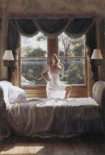 """Savoring the Sun"" Steve Hanks Limited Edition Fine Art Print"