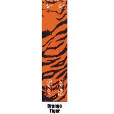 Bohning Blazer Wrap 4 inch Orange Tiger 12pk for Carbon Arrow #18173 BlazerWrap