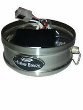 Harbor Breeze Ceiling Fan Bottom Cap, Capacitor And Switch FI52BNK5LK