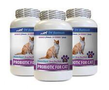 cat breath treats - Cat Probiotics - sensitive stomach cat food 3B