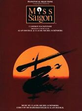 Vocal Selections: Miss Saigon (1990,  Reprint) This Issue is Out of Print