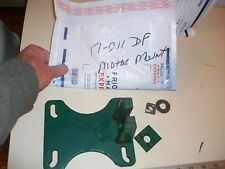 Cast Iron Motor Mounting Assembly --Montgomery Ward Drill Press Model #14FD627A