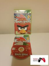 Angry Birds Trilogy Microsoft Xbox 360. Tested & Working. ***FREE UK P&P***
