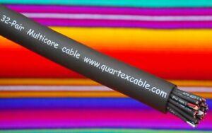 Quartex 32 Pair Multicore Cable