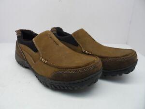 Nunn Bush Men's Portage Slip On Loafer Prairie Beige Size 9.5W