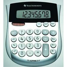 Texas Instruments Ti1795sv Desk Calculator With Large Digits 1795svfbl11e1