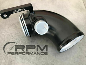 Inlet turbo Alpha Competition per Audi S3 8V / TT 8S / Golf 7 GTI / Golf 7 R