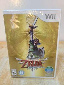 The Legend of Zelda: Skyward Sword - (Nintendo Wii, 2011) New Factory Sealed