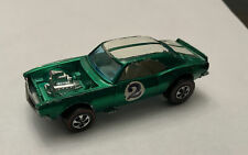 Hot Wheels Redline Heavy Chevy 1969 Hong Kong - Green