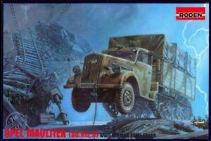 Roden 715 1/72 Opel Blitz Maultier Semi-Truck Brand New