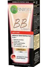 Garnier Anti-Age Medium BB Cream Skinactive Face Miracle Skin Perfector 50ml