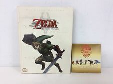 The Legend of Zelda Twilight Princess Premiere Edition with Orchestra CD #452
