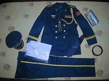 Obsolete 07's series China PLA Air Force Man Officer Full Dress,Set,Winter.