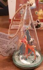 SAPIN / Tree BAMBI & PANPAN / Thumper Noël / Christmas Disneyland Paris