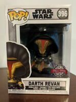 Darth Revan KOTOR Star Wars Funko Pop Vinyl New in Mint Box + Protector
