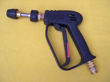 Pistole mit kurzer Lanze und Düse für Kärcher Kränzle HD HDS Hochdruckreiniger