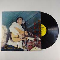 Elvis Presley - From The Waist Up (Ed Sullivan Shows) LP Golden Archive