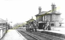 Rossington Railway Station Photo. Bawtry - Doncaster. Great Northern Railway (3)