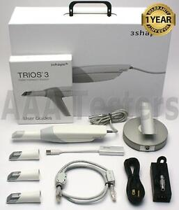 3Shape Trios 3 Wired Model Digital Dentistry Intraoral Dental Scanner