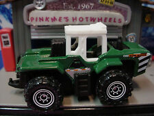 2014 Matchbox ACRE MAKER ☆dark green/white; 1300☆ MBX EXPLORERS ☆New Loose
