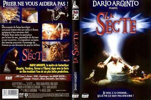 La Secte - Michele Soavi Dario Argento Kelly Curtis Herbert Lom - DVD VF
