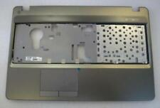 Carcasas y touchpads HP de plata para portátiles