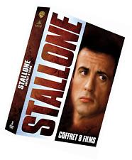 Stallone : Creed + Cobra + Demolition Man + Match retour + À nous la victoire +