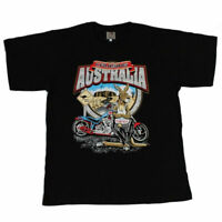 Adult T Shirt Australian Australia Day Souvenir 100% Cotton - Kangaroo Cruising